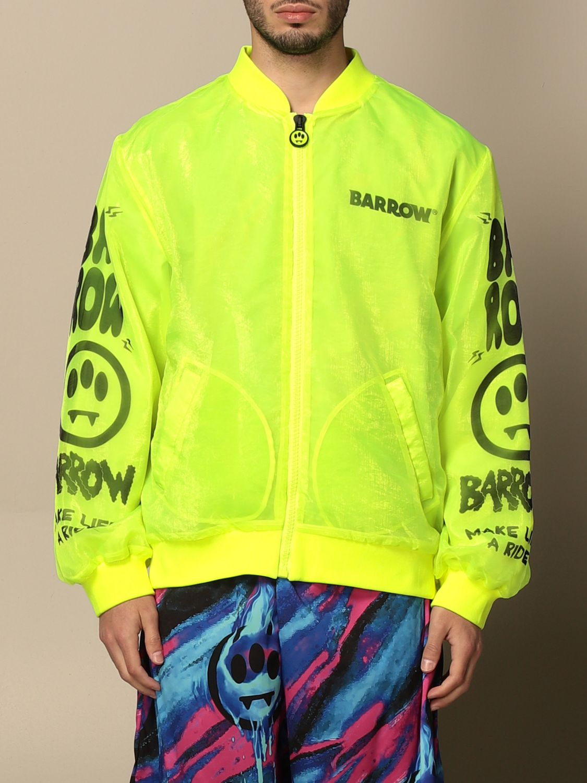 Jacket Barrow: Jacket men Barrow yellow 1