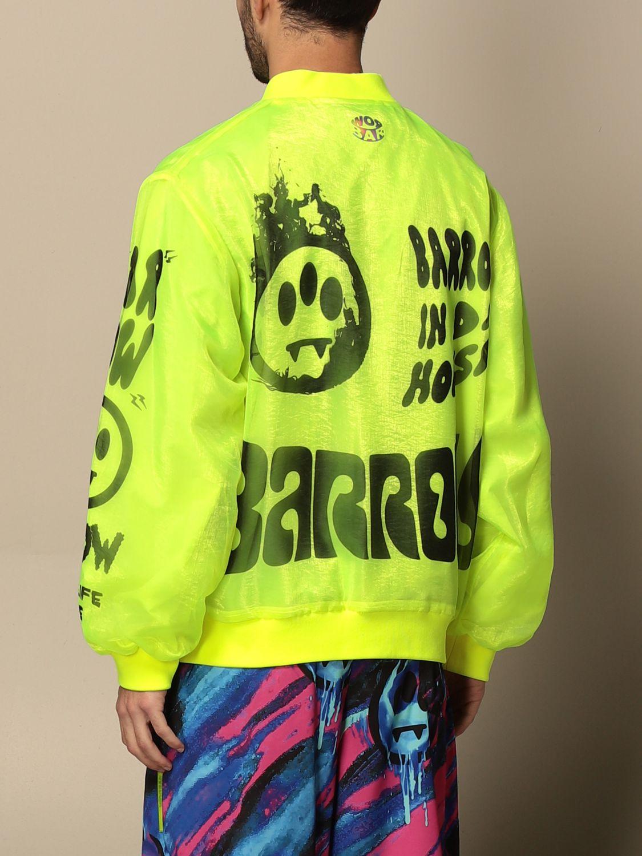 Jacket Barrow: Jacket men Barrow yellow 3