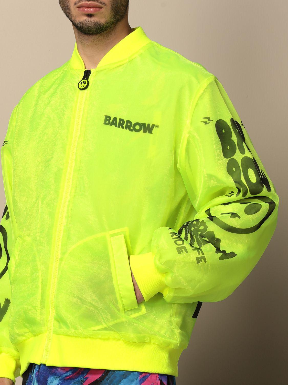 Jacket Barrow: Jacket men Barrow yellow 4