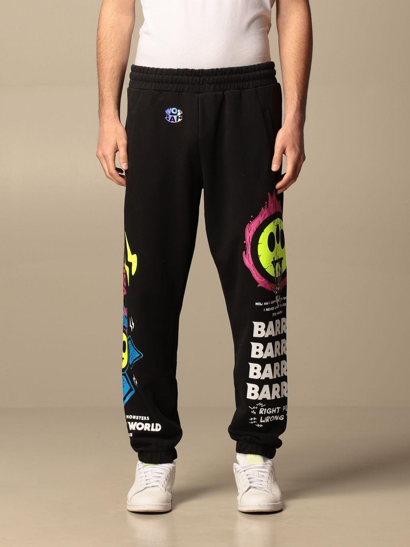 Trousers Barrow: Trousers men Barrow black 1