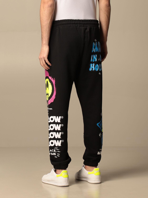 Trousers Barrow: Trousers men Barrow black 3
