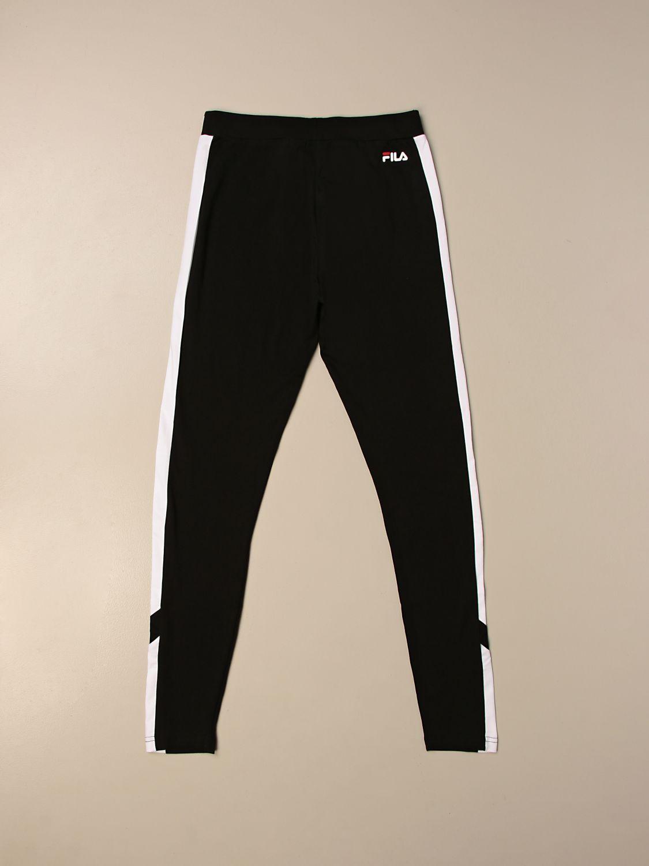 Pantalone Fila: Pantalone jogging Fila con logo nero 2
