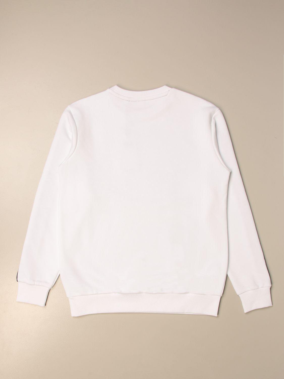 Maglia Fila: Felpa a girocollo Fila con logo bianco 2