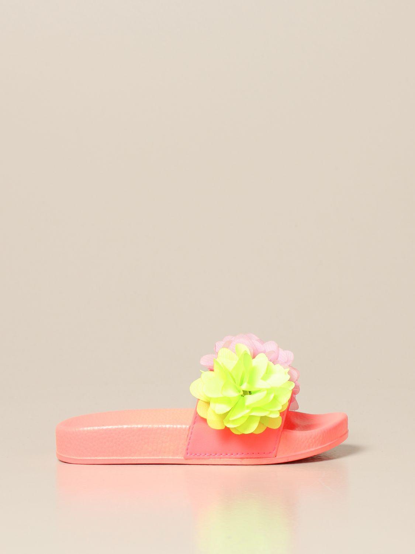 Zapatos Billieblush: Zapatos niños Billieblush fucsia 1