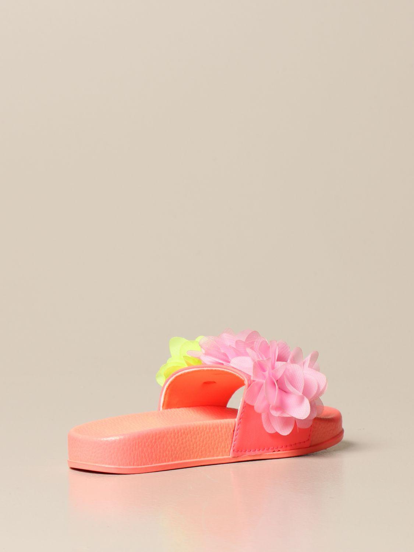 Zapatos Billieblush: Zapatos niños Billieblush fucsia 3