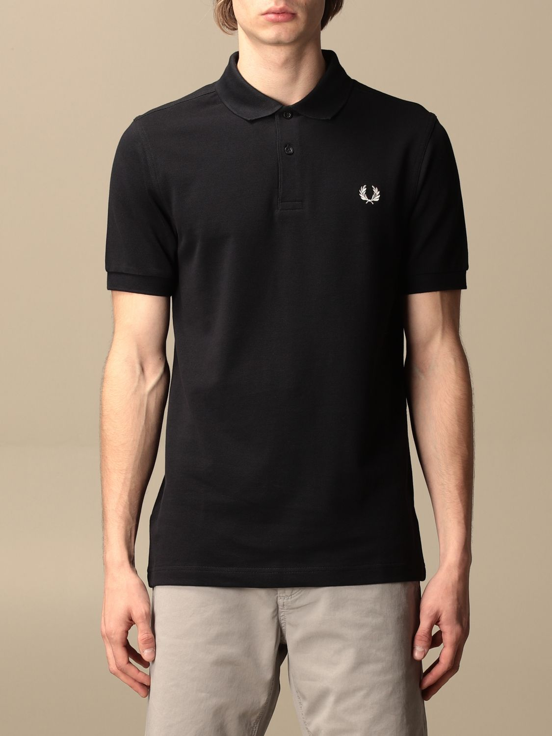 Polo Fred Perry: Polo hombre Fred Perry azul marino 1