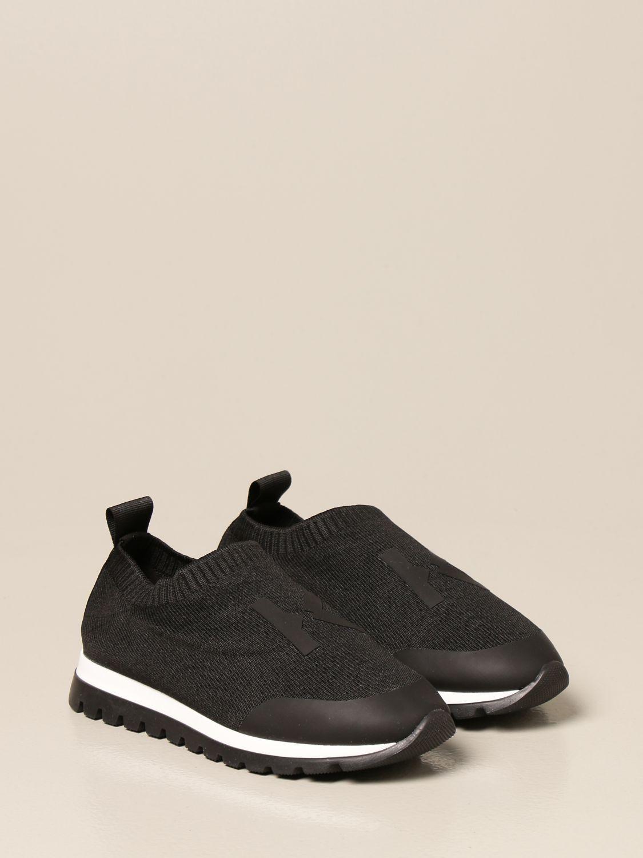 鞋履 Kenzo Junior: 鞋履 儿童 Kenzo Junior 黑色 2