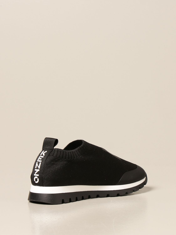 鞋履 Kenzo Junior: 鞋履 儿童 Kenzo Junior 黑色 3