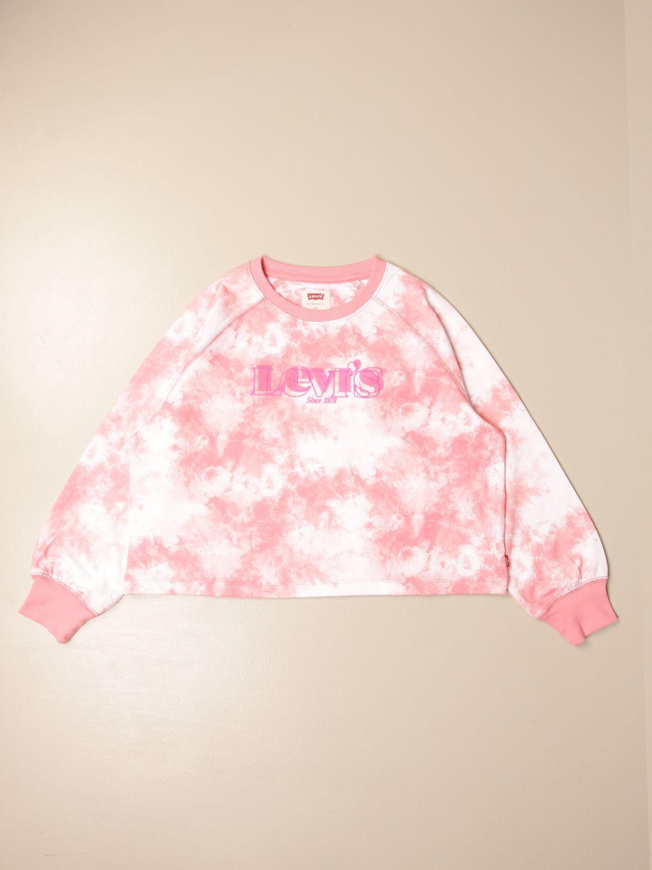 Sweater Levi's: Sweater kids Levi's pink 1