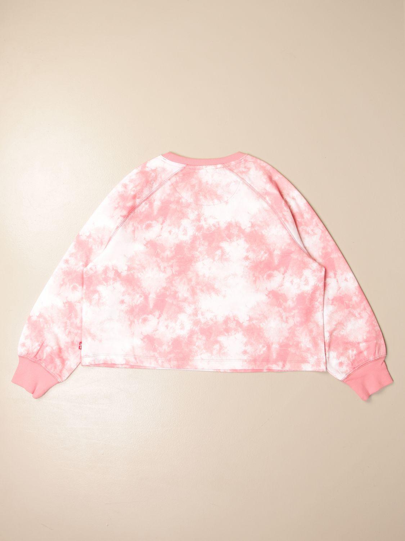 Sweater Levi's: Sweater kids Levi's pink 2