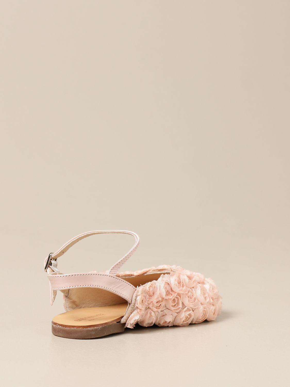 Zapatos Babywalker: Zapatos niños Babywalker rosa 3