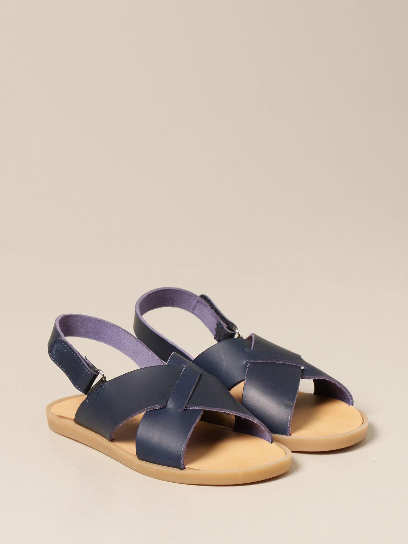 Zapatos Babywalker: Zapatos niños Babywalker azul oscuro 2