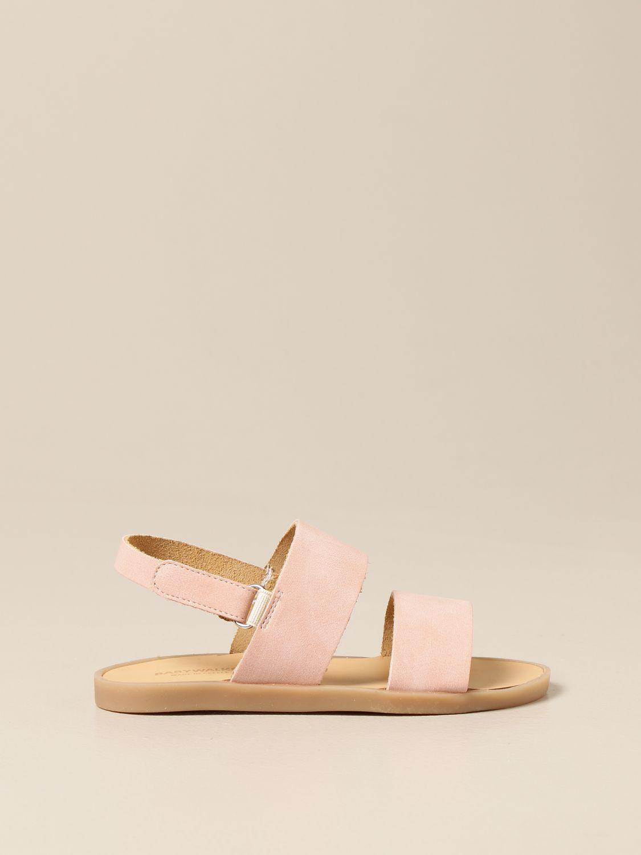Zapatos Babywalker: Zapatos niños Babywalker rosa 1