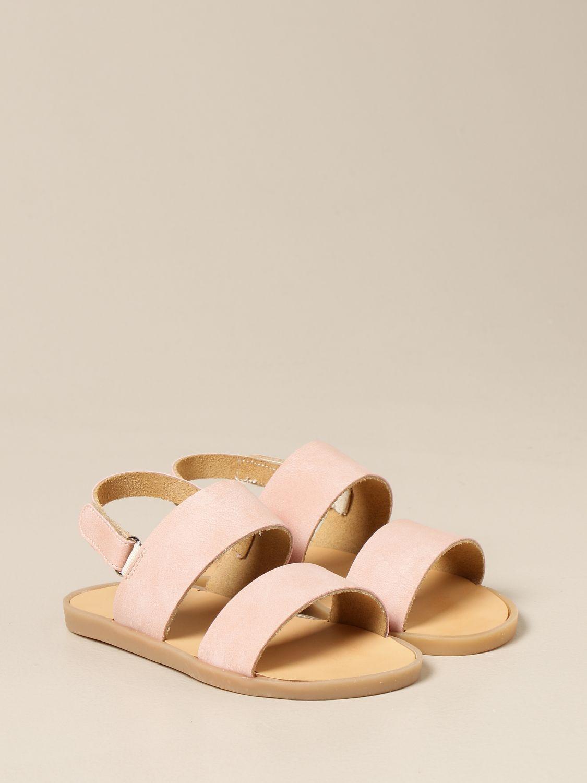 Zapatos Babywalker: Zapatos niños Babywalker rosa 2