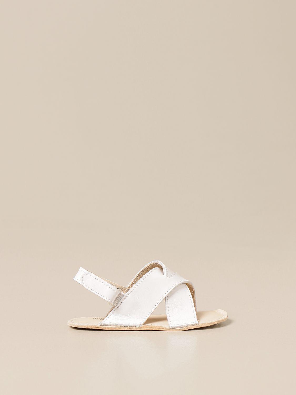 Zapatos Babywalker: Zapatos niños Babywalker blanco 1