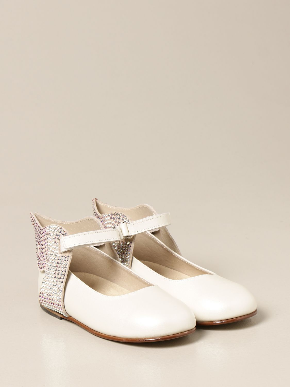 Zapatos Babywalker: Zapatos niños Babywalker blanco 2