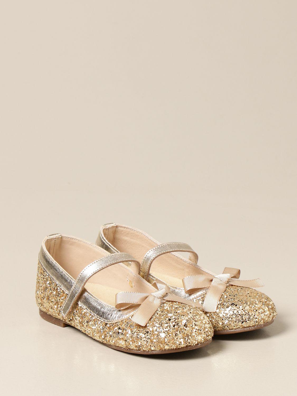 Zapatos Babywalker: Zapatos niños Babywalker oro 2