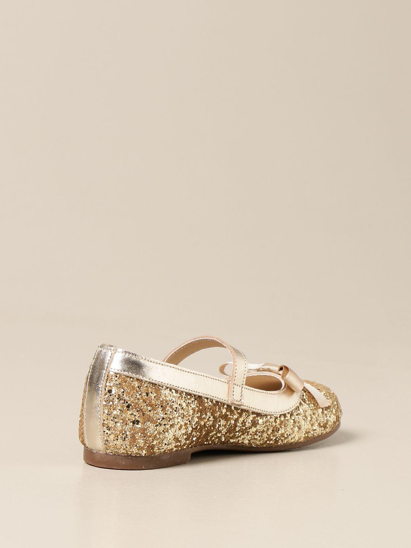 Zapatos Babywalker: Zapatos niños Babywalker oro 3