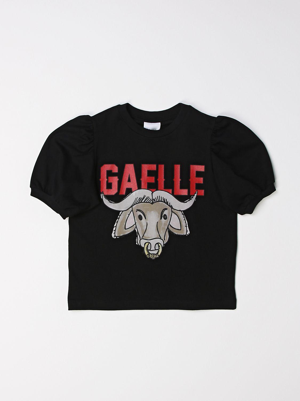 T恤 Gaëlle Paris: T恤 儿童 GaËlle Paris 黑色 1