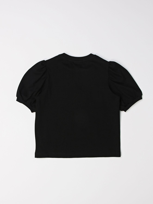 T恤 Gaëlle Paris: T恤 儿童 GaËlle Paris 黑色 2