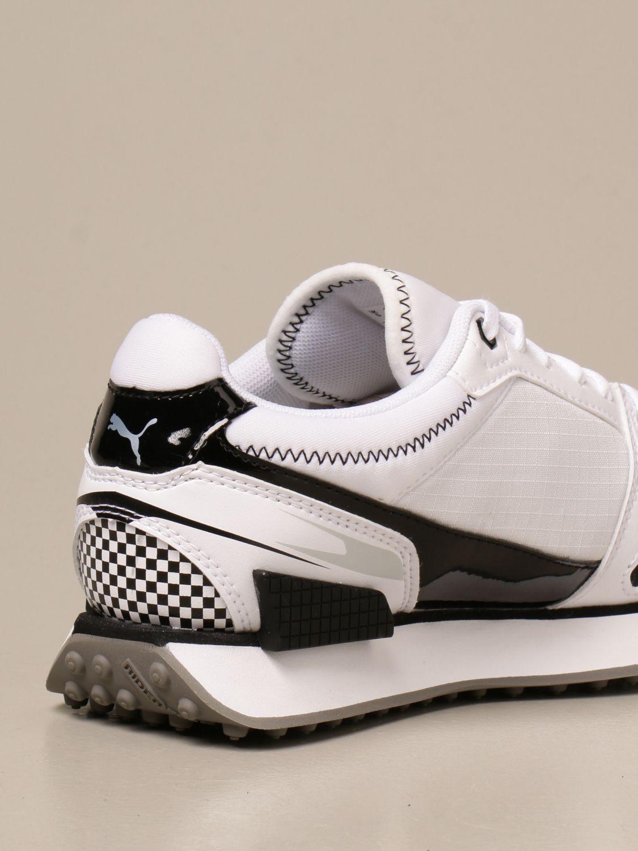 Обувь Puma: Обувь Детское Puma черный 3