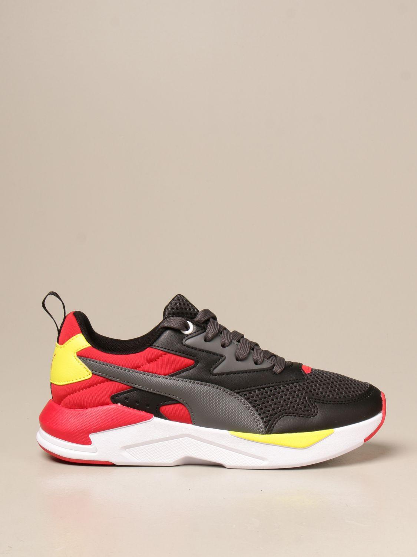 Обувь Puma: Обувь Детское Puma черный 1
