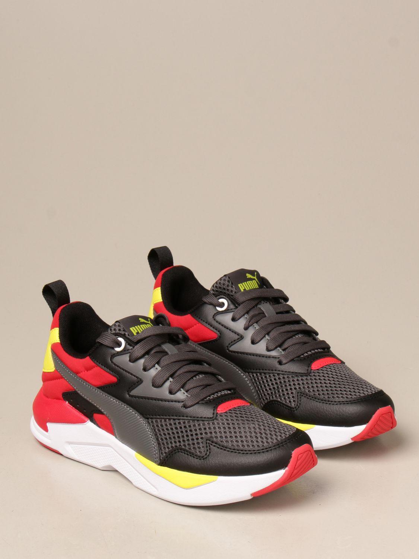 Обувь Puma: Обувь Детское Puma черный 2