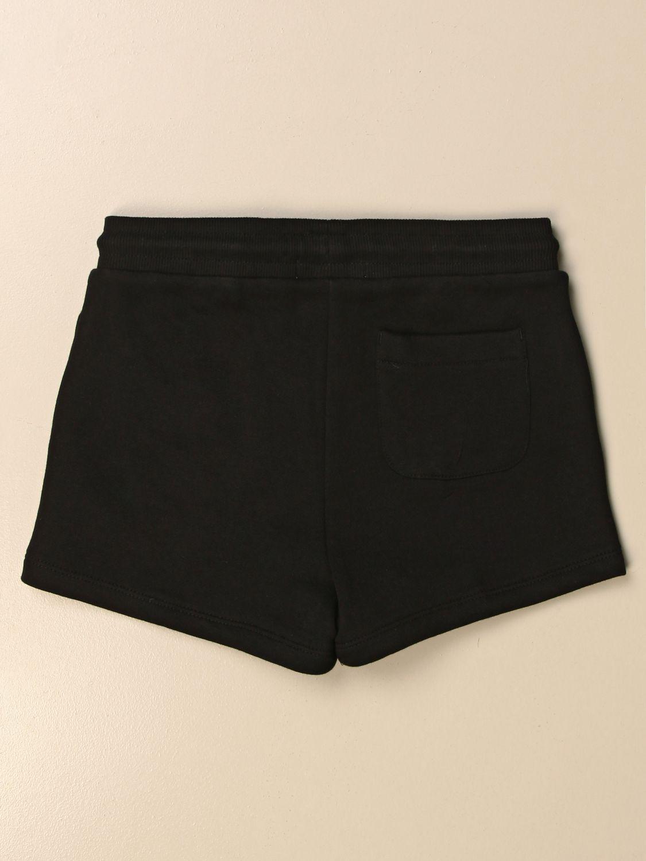 Pantalón corto Calvin Klein: Pantalón corto niños Calvin Klein negro 2