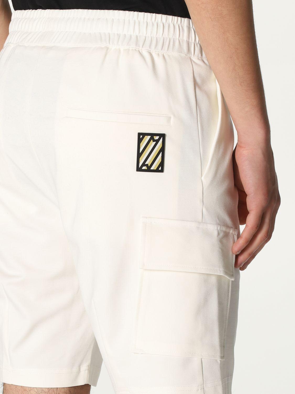 Pantalones cortos Low Brand: Pantalón hombre Low Brand blanco 4