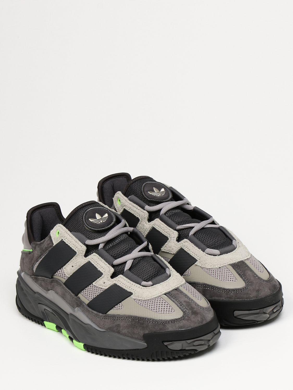 Trainers Adidas Originals: Shoes men Adidas Originals grey 2