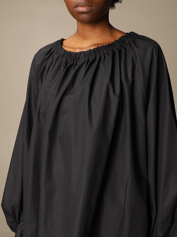 Top e Bluse Bagutta: Blusa Bagutta in cotone nero 3