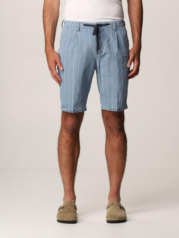 Pantalones cortos Briglia: Pantalones cortos hombre Briglia azul claro 1