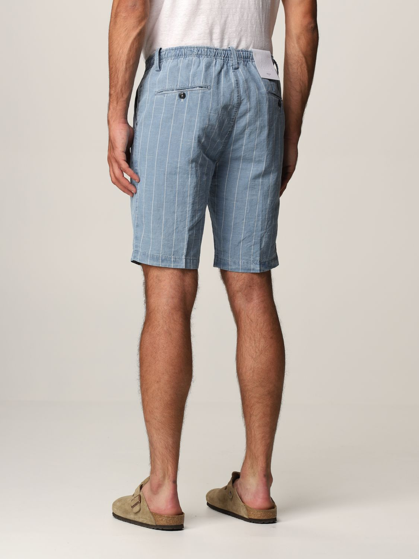 Pantalones cortos Briglia: Pantalones cortos hombre Briglia azul claro 2