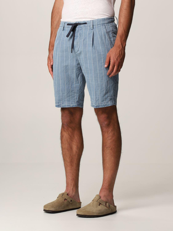 Pantalones cortos Briglia: Pantalones cortos hombre Briglia azul claro 3