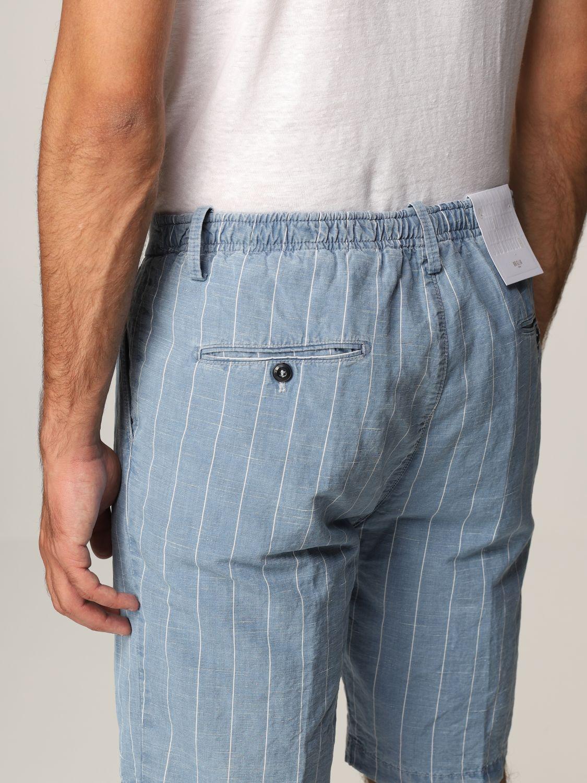Pantalones cortos Briglia: Pantalones cortos hombre Briglia azul claro 4
