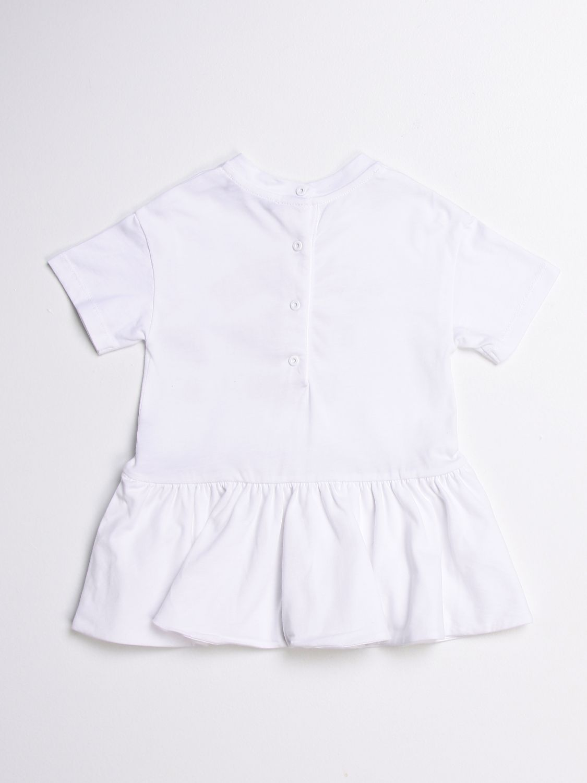 Pelele Balmain: Pelele niños Balmain blanco 2