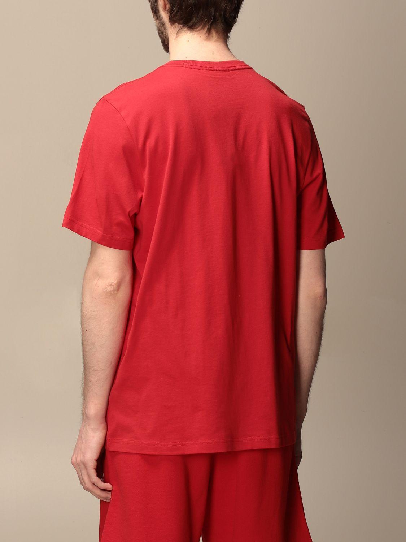 T-shirt Adidas Originals: Basic Adidas Originals t-shirt with logo red 2