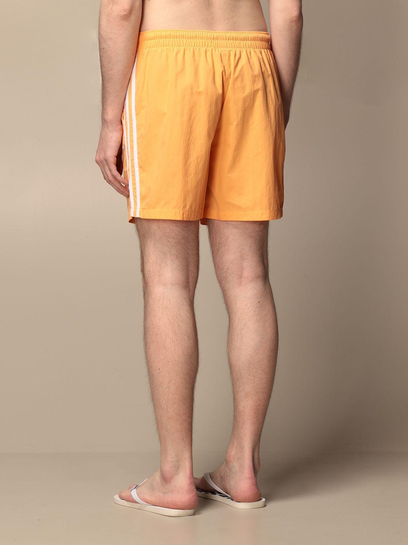 Swimsuit Adidas Originals: Adidas Originals swimsuit with logo apricot 2