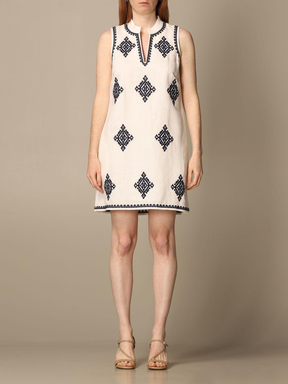 Dress Tory Burch: Dress women Tory Burch white 1