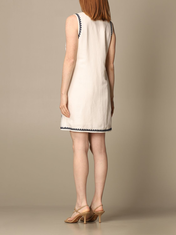 Dress Tory Burch: Dress women Tory Burch white 2