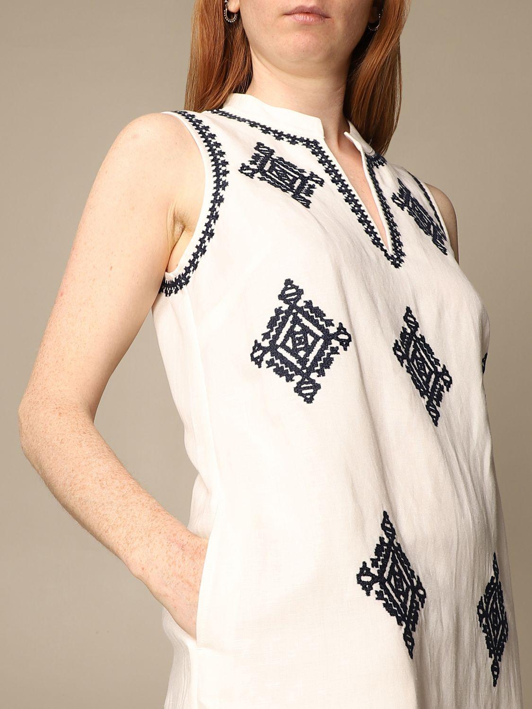 Dress Tory Burch: Dress women Tory Burch white 4