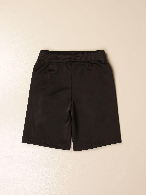 Pantalón corto Diadora: Pantalón corto niños Diadora negro 2