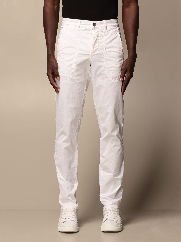 Pants Jeckerson: Pants men Jeckerson white 1