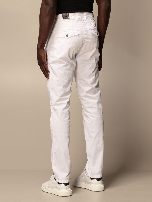 Pants Jeckerson: Pants men Jeckerson white 2