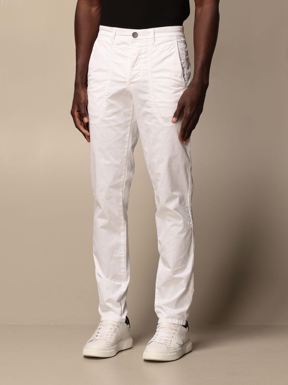 Pants Jeckerson: Pants men Jeckerson white 3