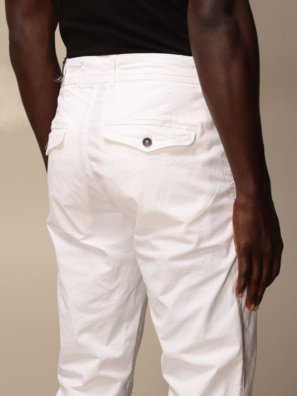 Pants Jeckerson: Pants men Jeckerson white 4
