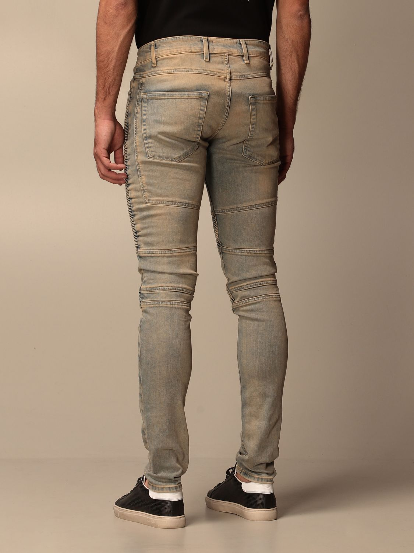 牛仔裤 Represent: 牛仔裤 男士 Represent 蓝色 2