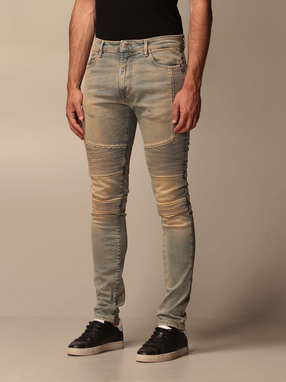 牛仔裤 Represent: 牛仔裤 男士 Represent 蓝色 3