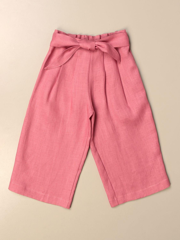 Pantalon Mariella Ferrari: Pantalon enfant Mariella Ferrari lilas 1