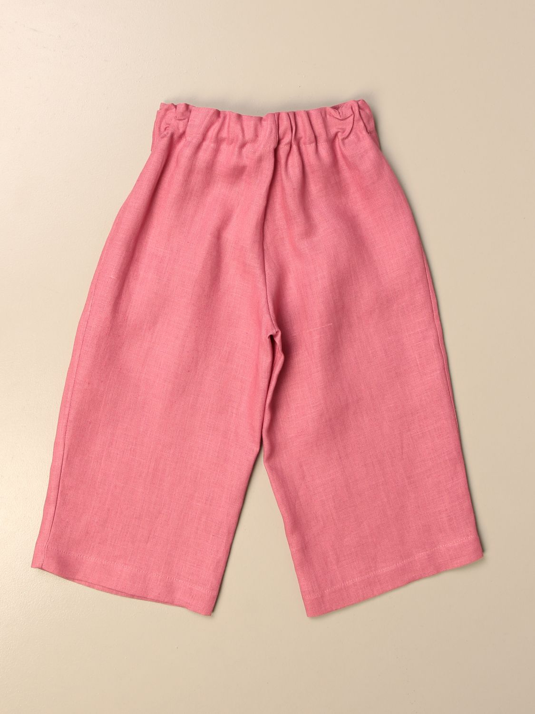 Pantalon Mariella Ferrari: Pantalon enfant Mariella Ferrari lilas 2